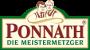 Logo Ponnath DIE MEISTERMETZGER GmbH