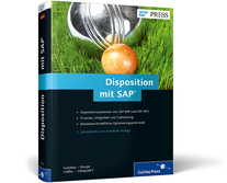 SAP Buch: Disposition mit SAP