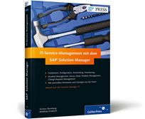 SAP Buch: IT-Service-Management mit dem SAP Solution Manager