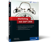 SAP Buch: Marketing mit SAP CRM
