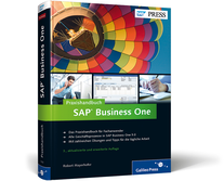 SAP Buch: Praxishandbuch SAP Business One