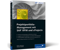 SAP Buch: Projektportfolio-Management mit SAP RPM und cProjects