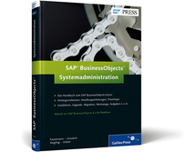 SAP Buch: SAP BusinessObjects - Systemadministration