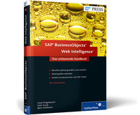 SAP Buch: SAP BusinessObjects Web Intelligence