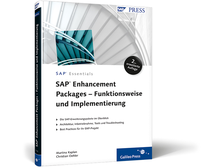 SAP Buch: SAP Enhancement Packages - Funktionsweise und Implementierung
