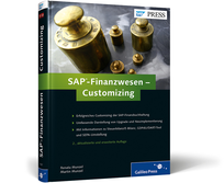 SAP Buch: SAP-Finanzwesen - Customizing