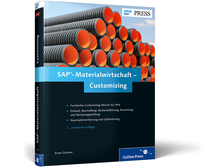 SAP Buch: SAP-Materialwirtschaft - Customizing