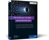 SAP Buch: SAP NetWeaver AS ABAP - Systemadministration