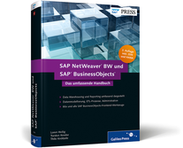 SAP Buch: SAP NetWeaver BW und SAP BusinessObjects
