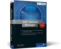 SAP Buch: SAP Solution Manager