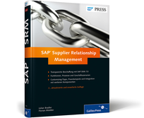 SAP Buch: SAP Supplier Relationship Management