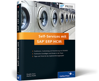 SAP Buch: Self-Services mit SAP ERP HCM
