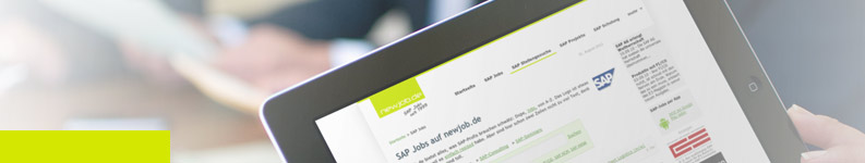 SAP Job - SAP Stellenangebot